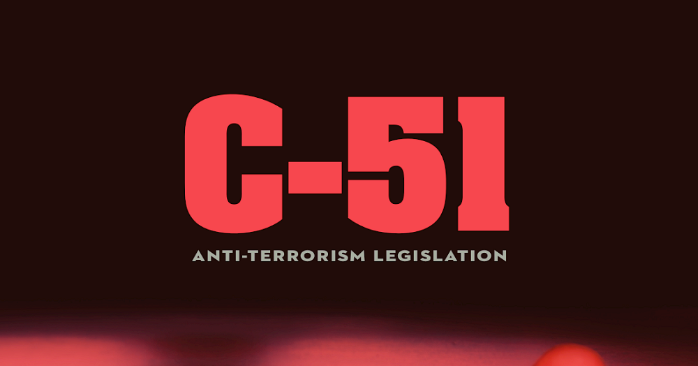 Main controversies surrounding Bill C 51